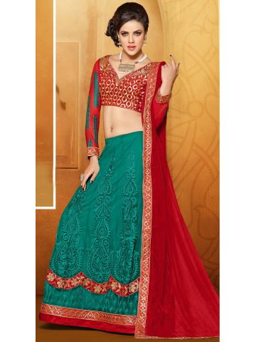 https://static6.cilory.com/107055-thickbox_default/designer-red-sea-green-unstitched-dress-material.jpg