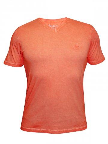 https://static2.cilory.com/117580-thickbox_default/pepe-jeans-orange-v-neck-t-shirt.jpg