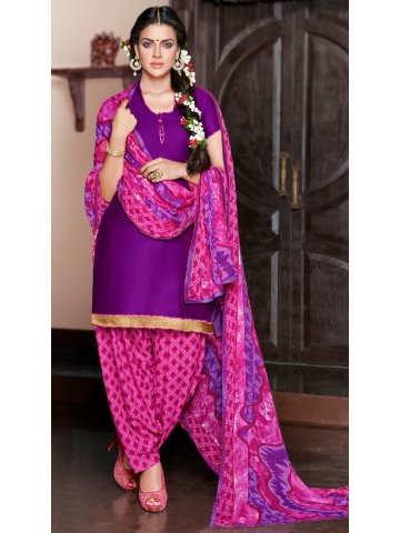 https://static4.cilory.com/129470-thickbox_default/unstiched-purple-deep-pink-designer-cotton-print-patiala-suits.jpg