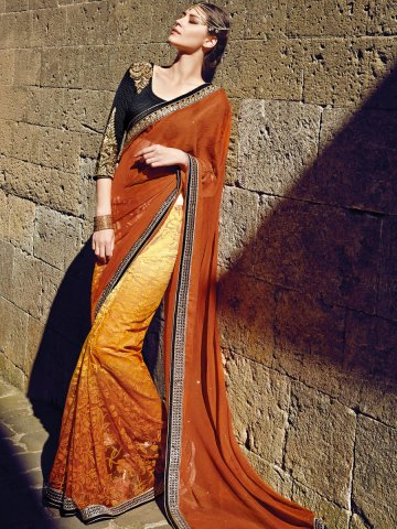 https://static6.cilory.com/146121-thickbox_default/roma-brown-party-wear-embroidered-saree.jpg