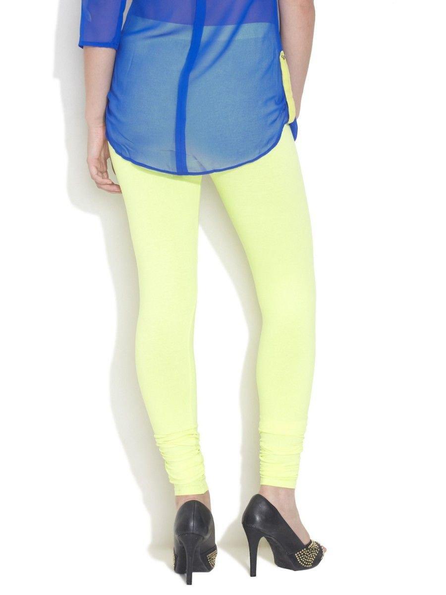 Femmora Neon Yellow Le...