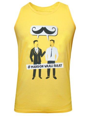 https://static7.cilory.com/178186-thickbox_default/bushirt-yellow-round-neck-sleeveless-t-shirt.jpg