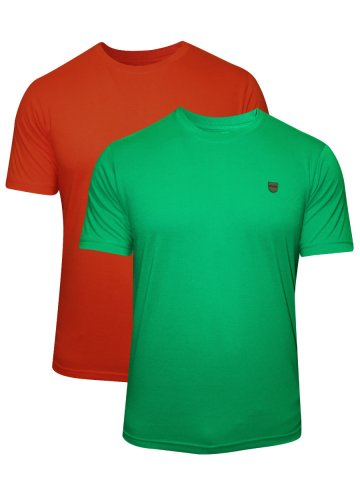 Monte Carlo C&D Men's T-Shirts (Pack of 2) at cilory