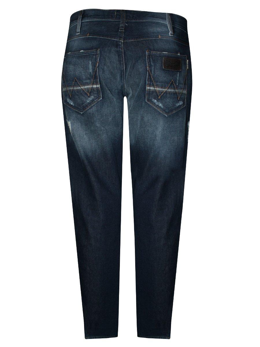 wrangler greensboro blue regular fit jeans w15330w2198b. Black Bedroom Furniture Sets. Home Design Ideas