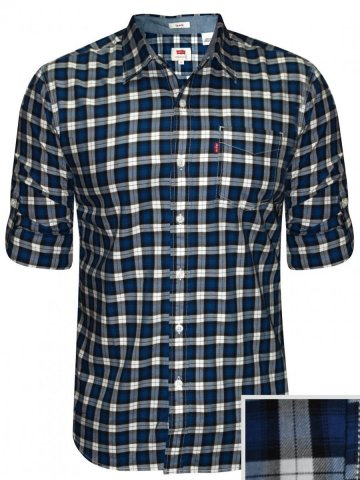 https://static4.cilory.com/208025-thickbox_default/levis-blue-casual-checks-shirt.jpg