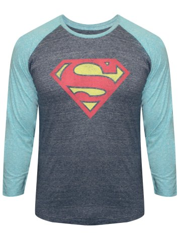 https://static3.cilory.com/208180-thickbox_default/superman-blue-34-sleeve-tee.jpg