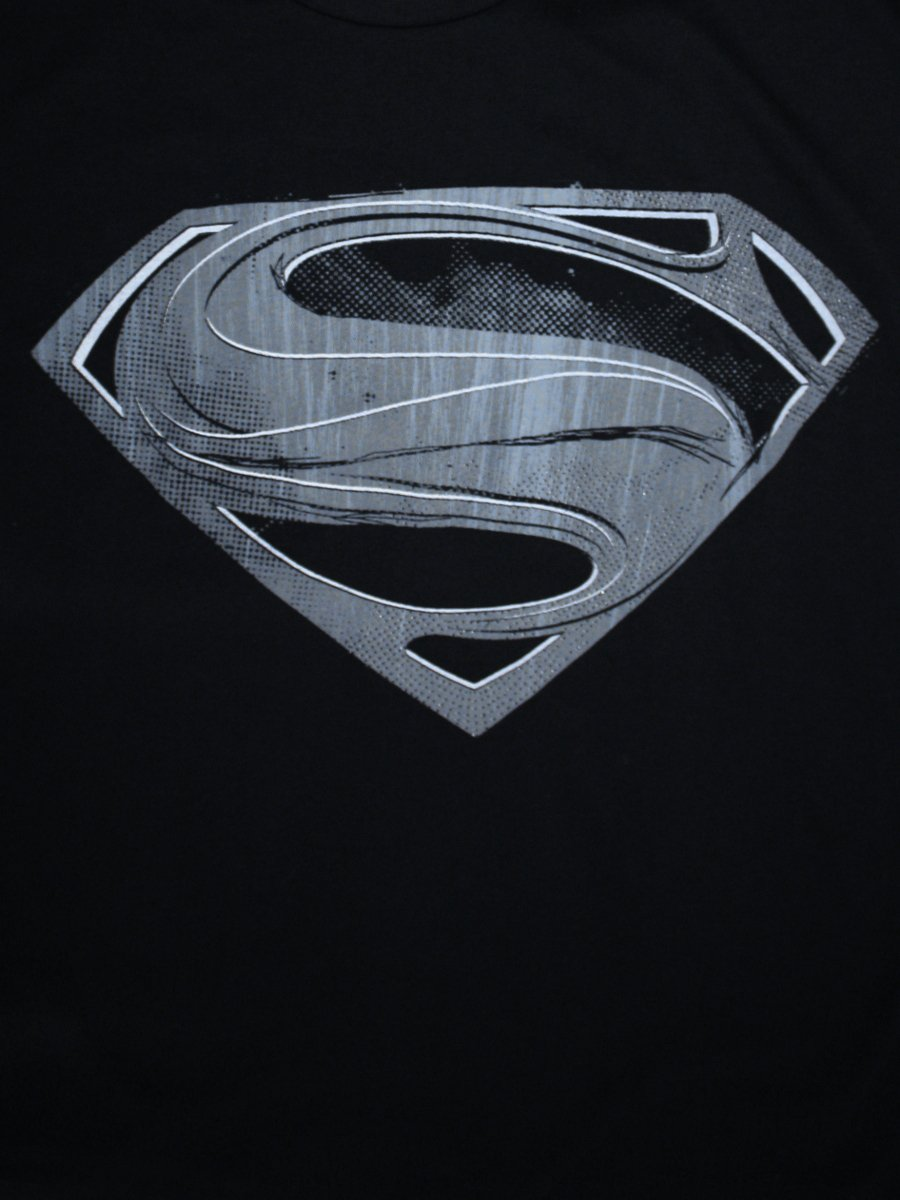buy t shirts online superman black round neck t shirt sp1emt128