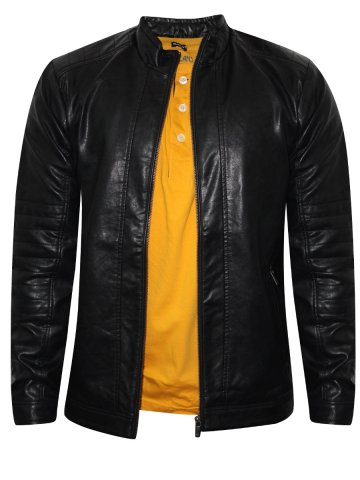 Peter England Black Jacket at cilory