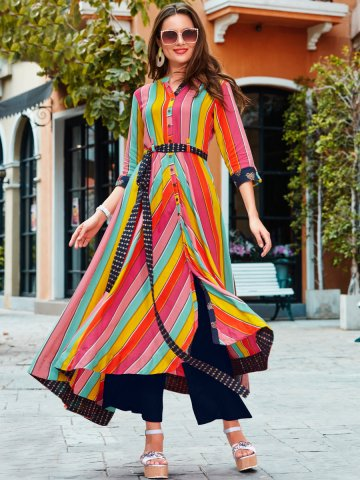 https://static3.cilory.com/374488-thickbox_default/multicolor-printed-rayon-cotton-kurti-with-belt.jpg