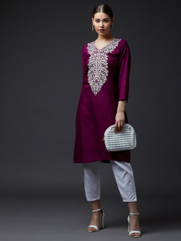 https://static9.cilory.com/380371-thickbox_default/wine-v-neck-embroidered-kurti.jpg