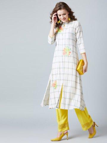 https://static9.cilory.com/392600-thickbox_default/off-white-checks-cotton-embroidered-kurta.jpg