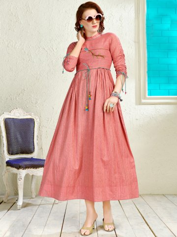 https://d38jde2cfwaolo.cloudfront.net/396382-thickbox_default/pink-embroidered-cotton-kurti.jpg