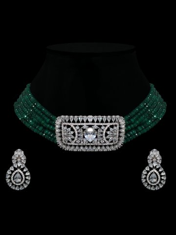 https://static7.cilory.com/398257-thickbox_default/green-american-diamond-beaded-choker-set.jpg