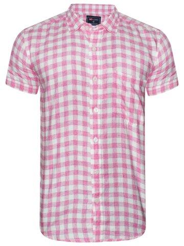 https://static.cilory.com/406669-thickbox_default/nologo-pure-cotton-pink-white-shirt.jpg