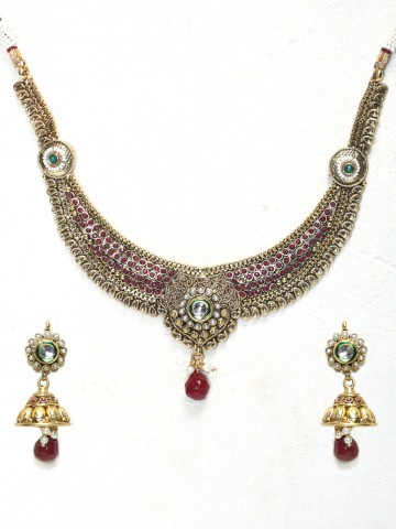 https://static3.cilory.com/44285-thickbox_default/elegant-polki-work-necklace-set-carved-with-stone-and-beads.jpg