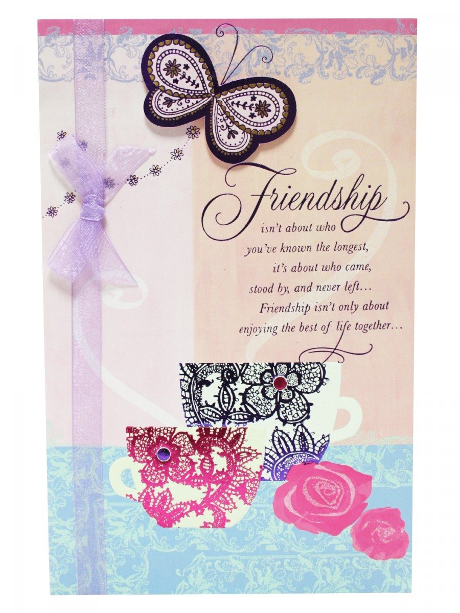 Archies Greeting Card For Friendship Ag J C95 Cilory