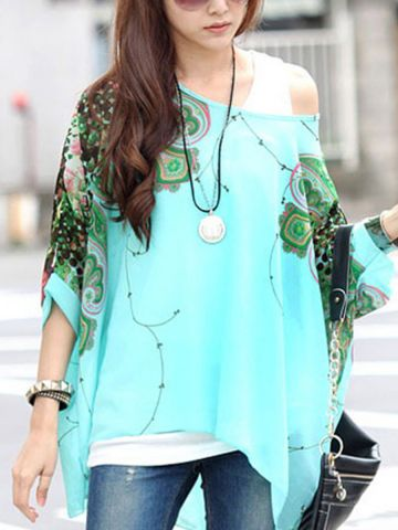 https://static2.cilory.com/98549-thickbox_default/floral-detail-batwing-sleeve-loose-fitting-blue-chiffon-blouse.jpg